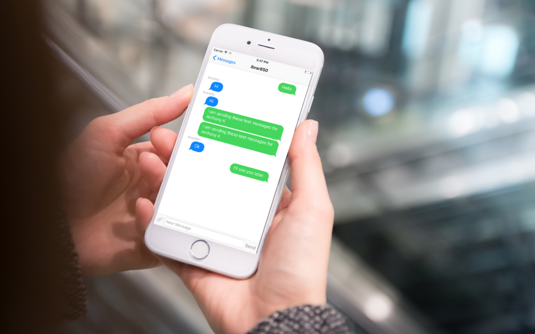 IOS: Chat Application