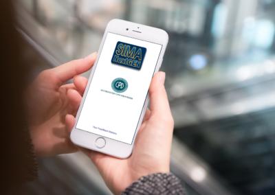 IOS: SIMA NextGEN App