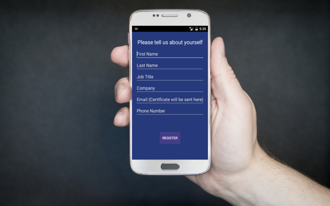 Android: Sima Feedback App